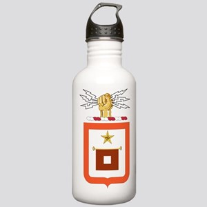 US Army Signal Corps D Stainless Water Bottle 1.0L