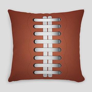 American Football Ball Everyday Pillow