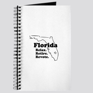 Florida: Relax. Retire. Revote. Journal