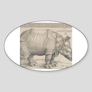 Ancient Rhino Sticker