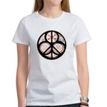 Jewish Peace Window Women's T-Shirt