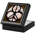 Jewish Peace Window Keepsake Box