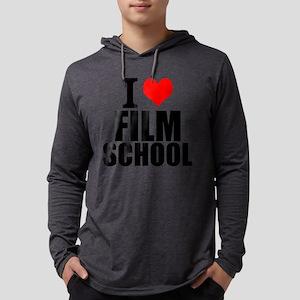 I Love Film School Long Sleeve T-Shirt