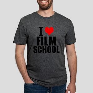 I Love Film School T-Shirt