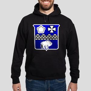 17th Infantry Regiment Emblem Hoodie (dark)