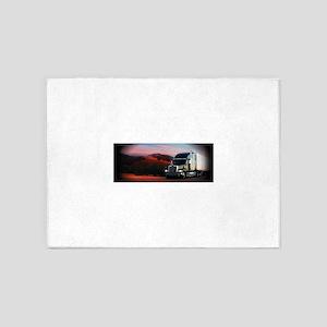 Freightliner Coronado 5'x7'Area Rug