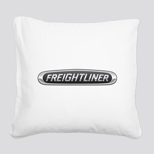 Freightliner Logo Square Canvas Pillow
