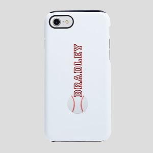 BASEBALL/SOFTBALL PERSONALIZED iPhone 8/7 Tough Ca