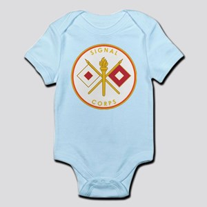 US Army Signal Corps Infant Bodysuit