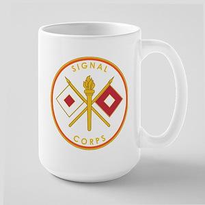 US Army Signal Corps Large Mug
