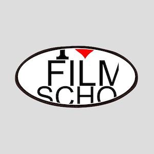 I Love Film School Patch