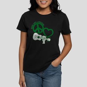 P, L, UKULELES T-Shirt
