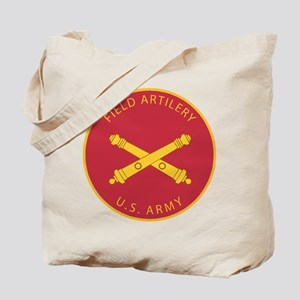 US Army Field Artillery Tote Bag