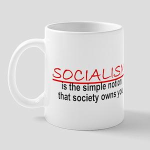 Socialism Mug