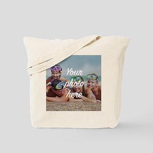 Custom Photo Tote Bag