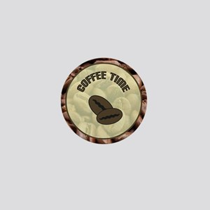 COFFEE TIME Mini Button