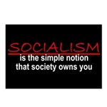 Socialism Postcards (Package of 8)
