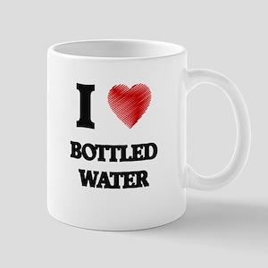 I love Bottled Water Mugs