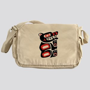 THE ATTENTION Messenger Bag