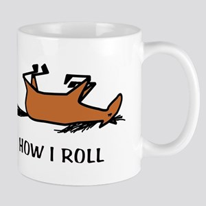 How I Roll Mugs