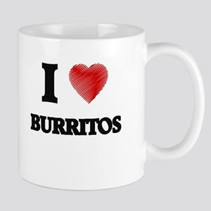 I love Burritos Mugs