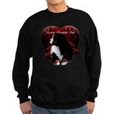 Bernese mountain dog Sweatshirt (dark)
