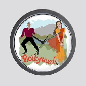 Singing Bollywood Wall Clock