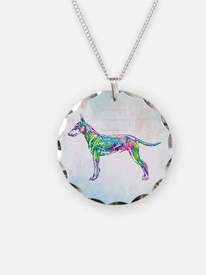 Standard Manchester Terrier Necklace
