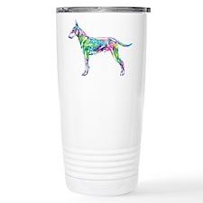 Standard Manchester Terrier Travel Mug