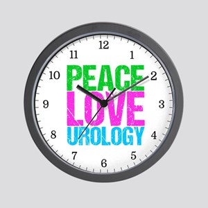 Urology Wall Clock
