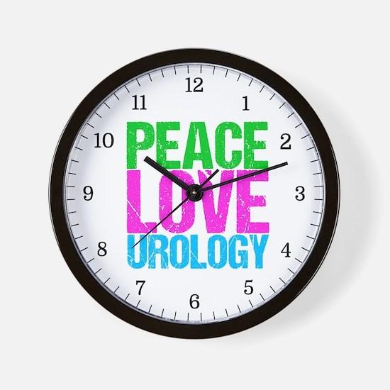 Urology Wall Clock