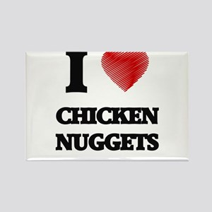 I love Chicken Nuggets Magnets