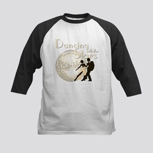 Retro Dancing with the Stars Baseball Jersey