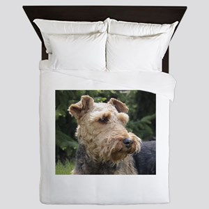 welsh terrier Queen Duvet