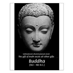 Buddhist Religion: Gift of Truth Posters