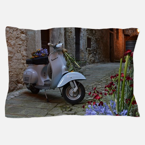 Cute Piaggio Pillow Case