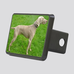 full 2 weimaraner Hitch Cover
