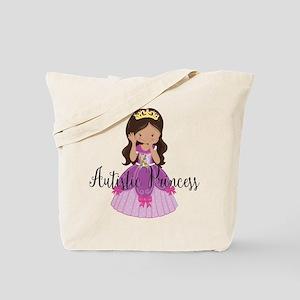 Autistic Princess Ethnic Tote Bag