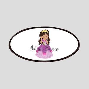 Autistic Princess Ethnic Patch