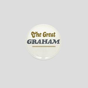 Graham Mini Button