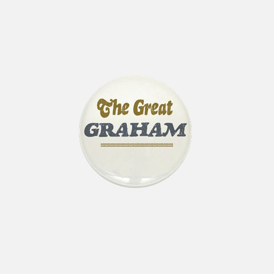 Graham Mini Button