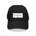 2+2=4 Black Cap