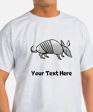 Grey Armadillo (Custom) T-Shirt