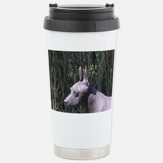 Xoloitzcuintli Travel Mug