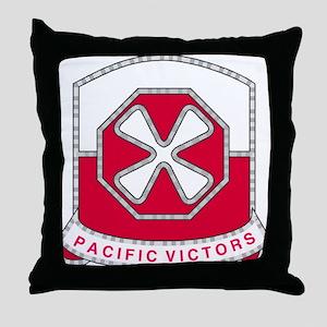 8th Army DUI Throw Pillow