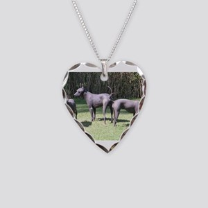 Xoloitzcuintli group Necklace
