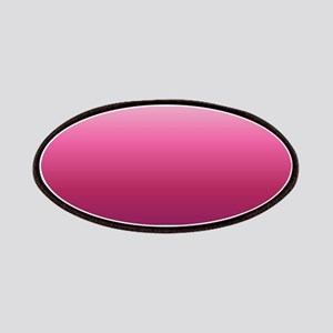 abstract magenta fuchsia ombre Patch
