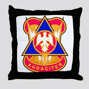 78th Division Throw Pillow