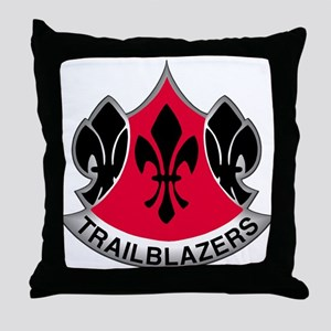 70th Division Logo Throw Pillow