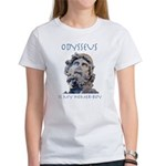 Odysseus Is My Homer-Boy Women's T-Shirt